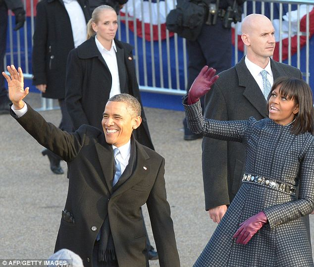 بادیگارد زن رئیس جمهور ایالات متحده + عکس