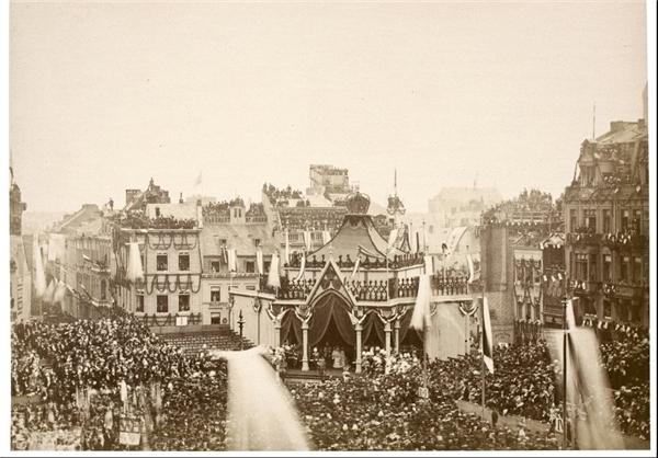 عکس های دیدنی از آلمان قرن نوزدهم