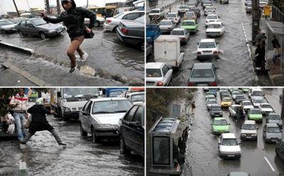 آلودگی در تهران کاهش خواهد یافت/تهرانی ها منتظر بارش باران باشند
