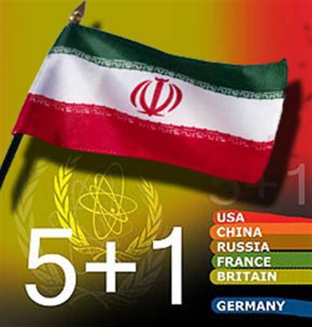 پیشنهاد 1+5 به ایران