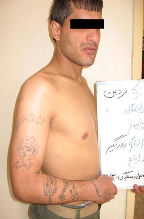 زورگیر مسلح در بازار تهران دستگیر شد + عکس