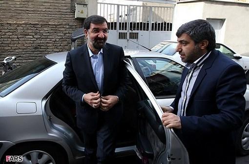 محسن رضایی چه ماشینی سوار میشود + عکس