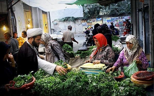 تولید سبزی رژیمی توسط یک ایرانی
