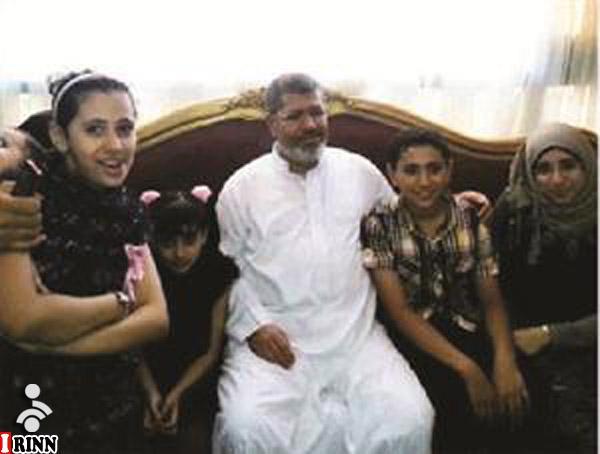 حریم خصوصی محمد مرسی + عکس