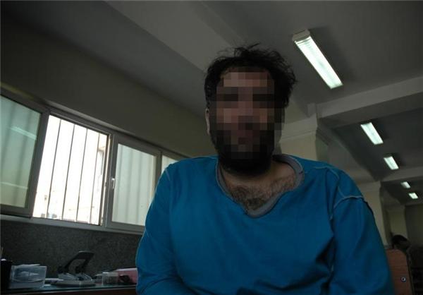 راز جسد دست و پا بسته زن جوان فاش شد + تصویر