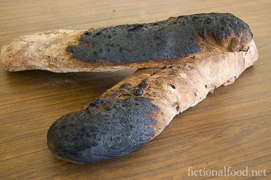 مضرات نان سوخته را بشناسید