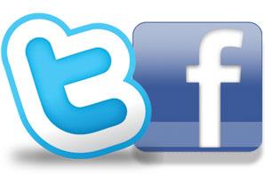 حمله عظیم سایبری به فیسبوک و توئیتر
