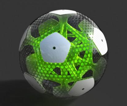 اولین توپ فوتبال هوشمند ایرانی ساخته شد