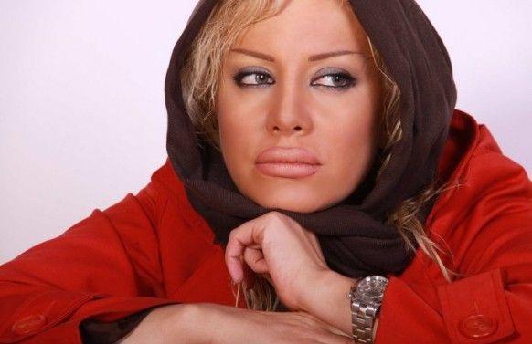 خجالت خانوم بازیگر از عمل مصنوعی چهره اش + تصویر