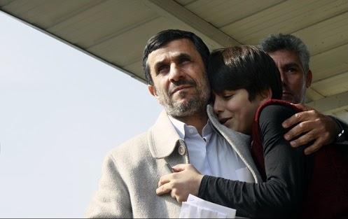 توسل به دروغ برای تخریب احمدی نژاد + تصویر