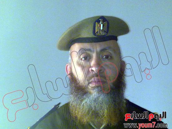 اولین پلیس با ریش در مصر + عکس