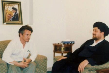 سید حسن خمینی در کنار بازیگر معروف هالیوودی + تصویر