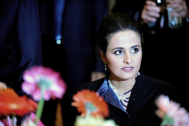 بازداشت دختر نخست وزیر قطر به صورت عریان + عکس