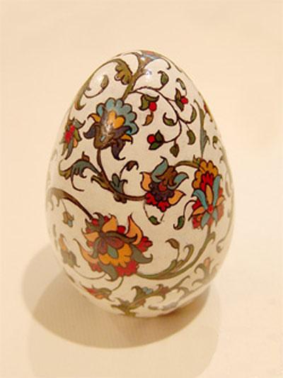 مدل های جدید تخم مرغ برای سفره هفت سین عید نوروز