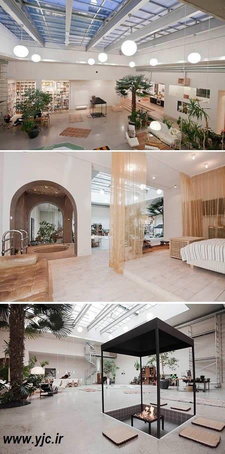 تصاویر عجیب ترین آپارتمان های دنیا!