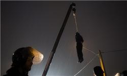 اعدام دو جاسوس و خیانت کار به کشور