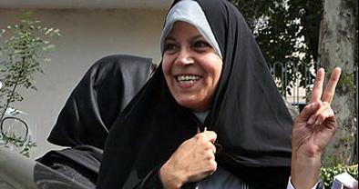 چرا فائزه هاشمی منافقین را مجاهدین خلق می نامد؟