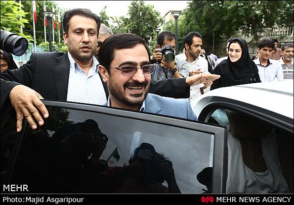 سعید مرتضوی ؛ قبل و بعد از دادگاه متهمان کهریزک/تصاویر