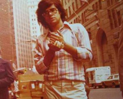 تصویر دیدنی از دوران جوانی محمدرضا عارف