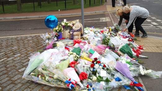محل کشته شدن سرباز انگلیسی + عکس جالب