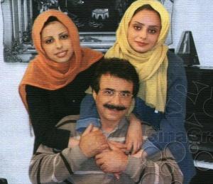 نامه گلایه آمیز دختر علیرضا افتخاری برای عزت الله انتظامی