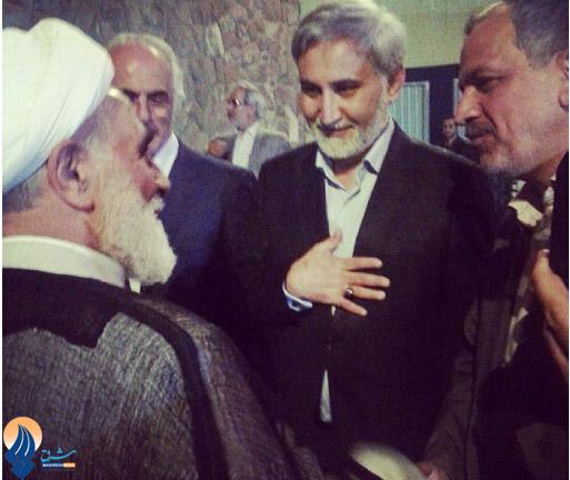 دیدار ناطق نوری و محمد خاتمی و اکبر هاشمی رفسنجانی/تصویر