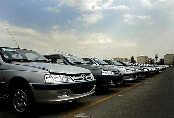 قیمت جدید خودروهای موجود در بازار 92/3/15