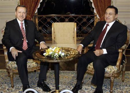 اردوغان ، حسنی مبارک ترکیه شده است