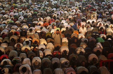 عکس های هواداران مرسی در خیابان های مصر