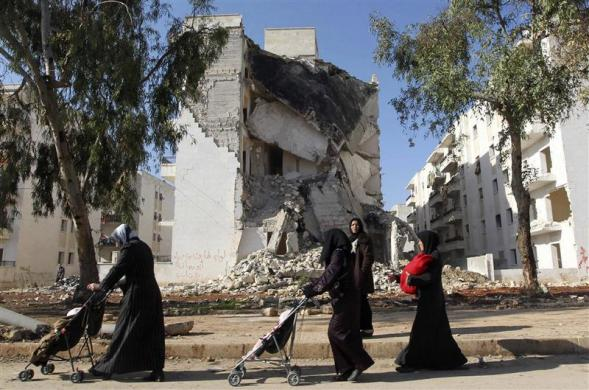 افشاگری درباره تن فروشی زنان در سوریه به بهانه فتوای جهاد نکاح