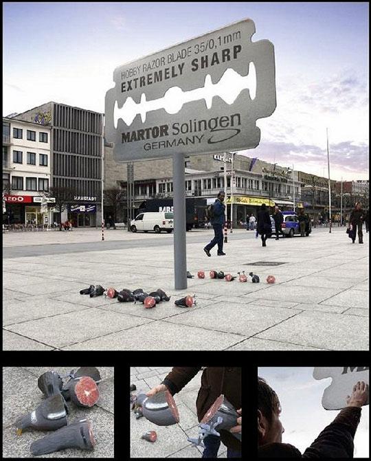 تبلیغات شرکت آلمانی دردسرساز شد + عکس