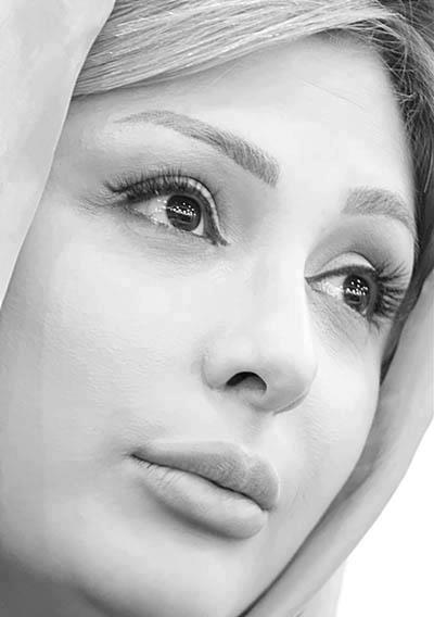 مهریه نیوشا ضیغمی از زبان همسرش