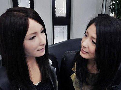 زن مصنوعی چینی چه فایده هایی دارد ؟ + عکس