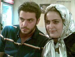 علی ضیا در کنار خواهرش + عکس