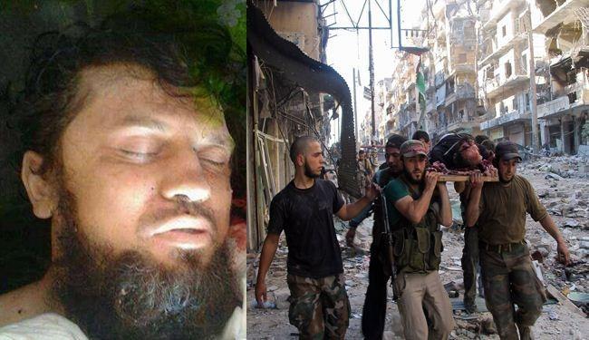 قتل لیدر آلمانی القاعده در سوریه + عکس