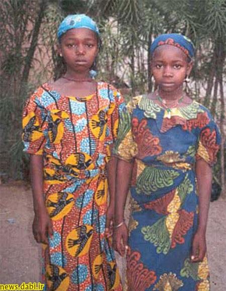 اتو کردن سینه دختران در کامرون + عکس