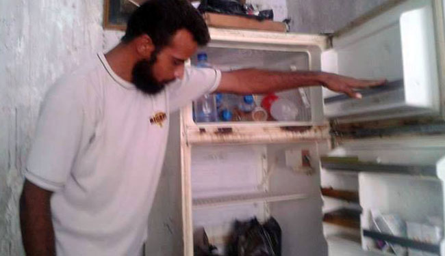 مرد فلسطینی فرزندانش را به فروش گذاشت + عکس