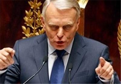 شرکت نخست وزیر فرانسه در مراسم جشن عید سعید قربان