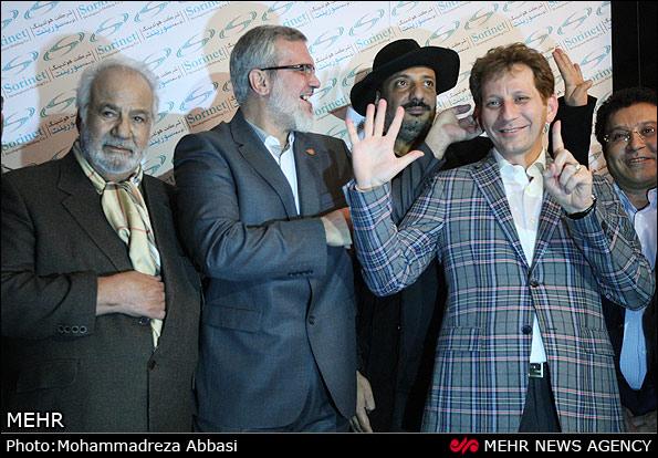 کل کل فوتبالی بابک زنجانی و امیر جعفری + عکس