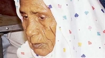 شفا یافتن یک نابینا در حرم پیامبر اکرم(ص) + عکس