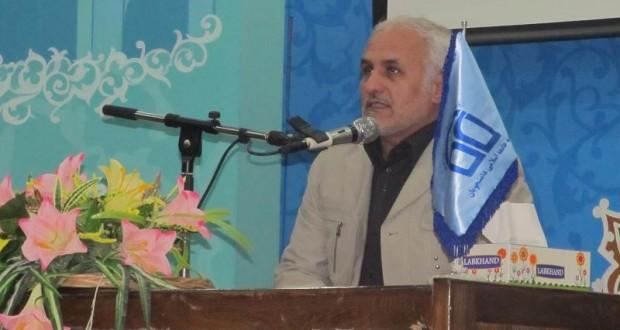 سخنرانی دکتر حسن عباسی در دانشگاه لرستان
