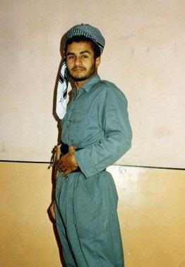 دکتر حسن عباسی در لباس کردی/عکس