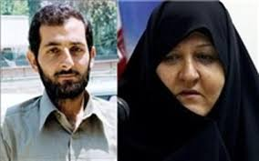 همسر شهید باکری : بیت امام به توهین نعیمه اشراقی پاسخ دهد