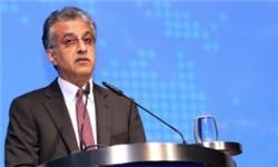 رئیس کنفدراسیون فوتبال آسیا تهران شد