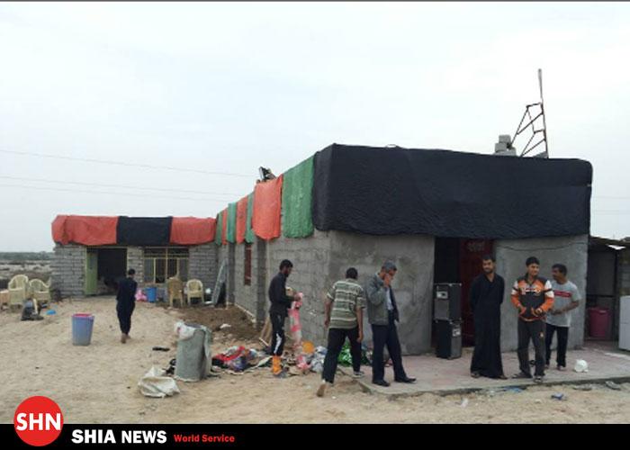 تصاویر/آمادگی مستقبلین عزاداران اربعین حسینی