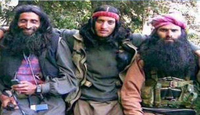 وحشی های چچنی در اطراف حلب