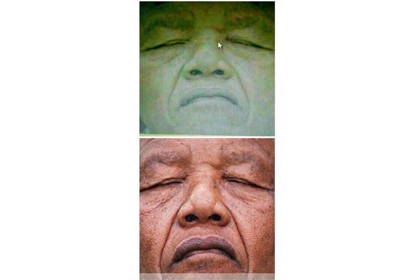 عکس جسد ماندلا تکذیب شد+عکس
