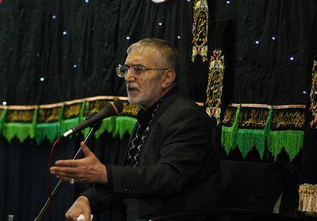 حاج منصور:نمایش چهره حضرت عباس تنها یکی از اشکالات