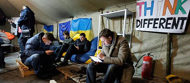 فیس بوک،اوکراین را بهم ریخت
