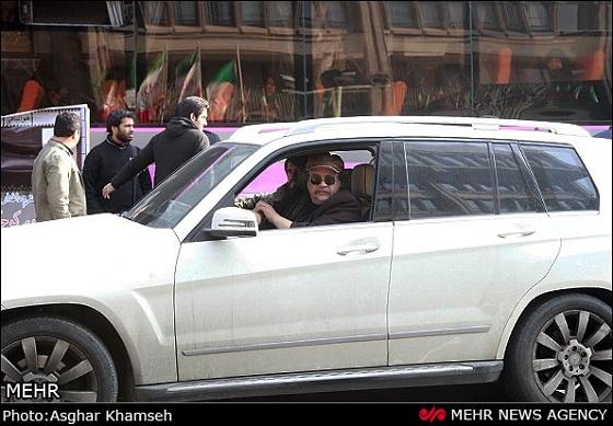 خودروی محمدرضا شریفی نیا